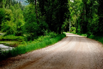 Old CCC Road