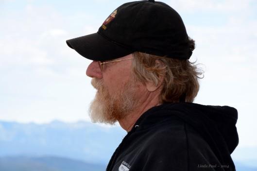 Mark, veteran lookout