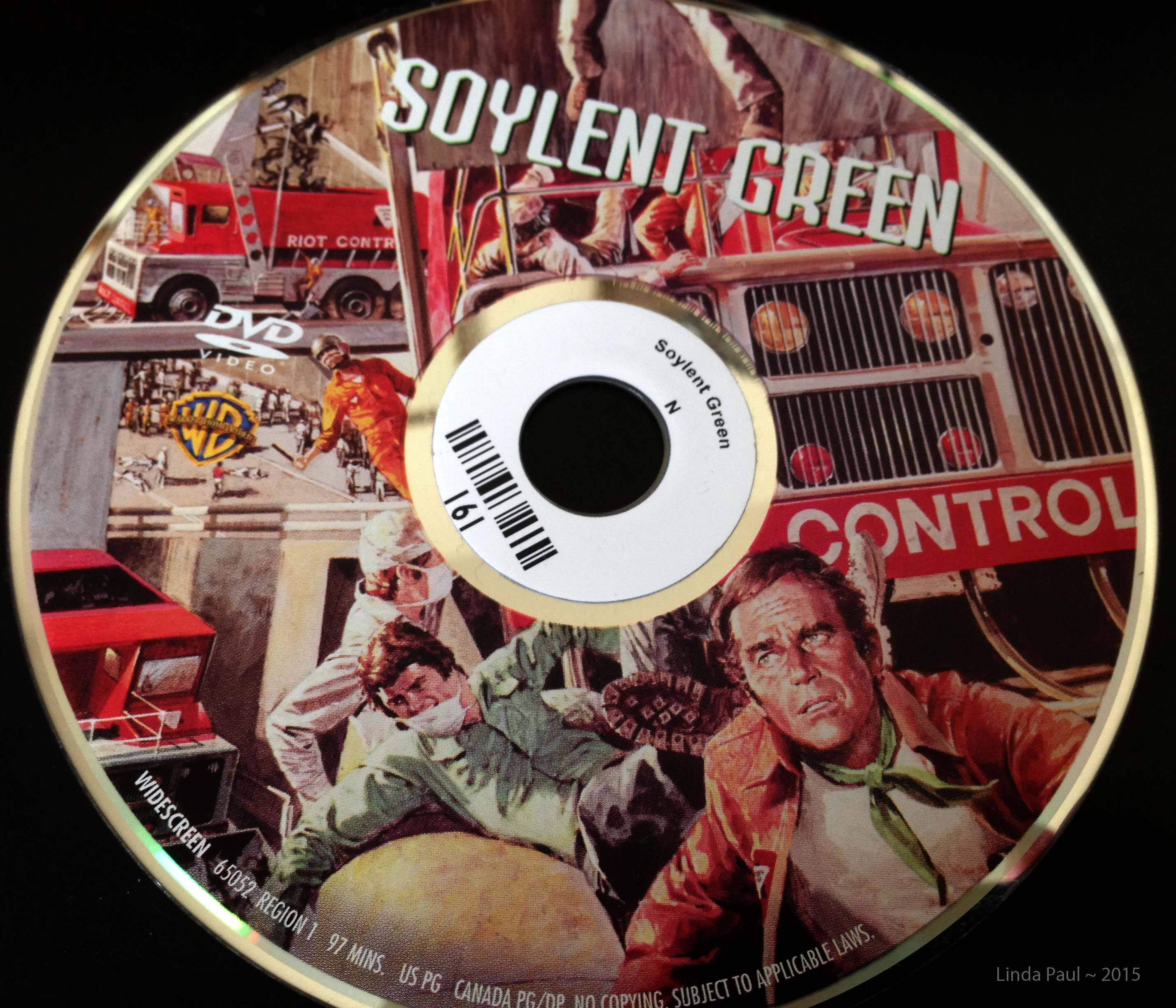 soylent green essay Posts about soylent green written by mk yost make room make room and a the politics of contraception one of the great social anxieties of the 1960s was the population explosion rampant in the post-wwii years and its environmental impact, a social tremor that still exists.