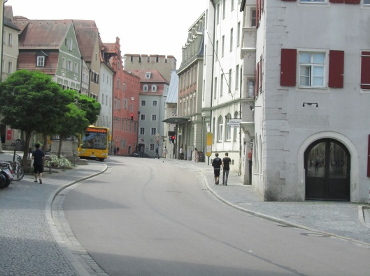 In & around Regensburg
