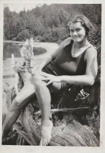 Clear Lake; Blue Ridge NY Aug. 1929
